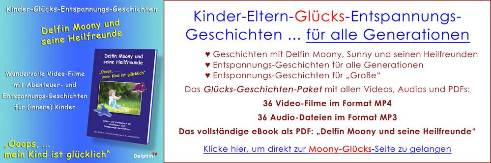 DelphinTV - Kinder-Eltern-Glücks-Entspannungs-Geschichten