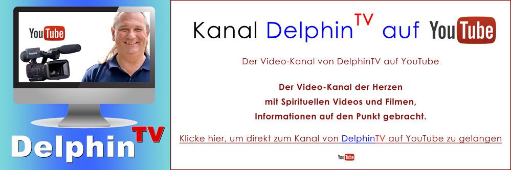 DelphinTV auf YouTube