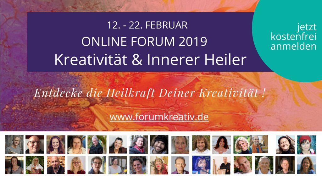 Kreativität und Innerer Heiler