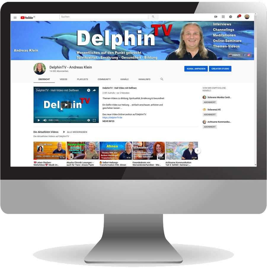 DelphinTV | Andreas Klein